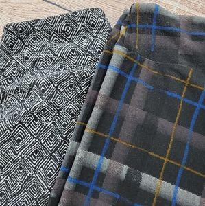 Lularoe one size leggings bundle